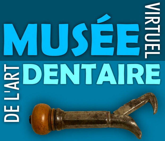Logo du Muisée virtuel de l'art dentaire (MVAD)